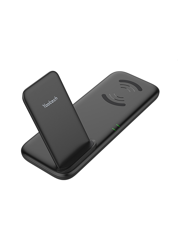 Yootech Dual Fast Wireless Charger with Cooling Fan
