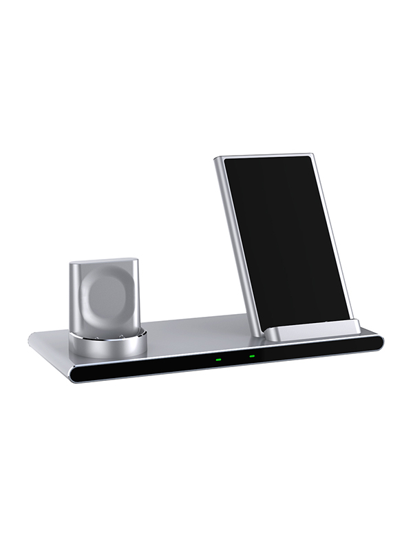 MF600 2 in 1 Wireless Changing Stand for Sumsung Watch
